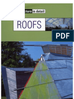 Roofs Architecture in Detail