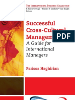 Successful Cross-Cultural Management