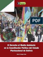 LIBRO - El Derecho al Medio Ambiente en la Constitución de Bolivia