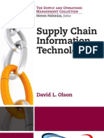 Supply Chain Information Technology