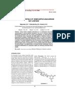 Medicinal Potentials of Semecarpus Anacardiumnut A Review