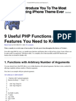 9 Useful PHP Functions and Features You Need to Know _ Nettuts+