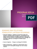 Program Kerja Nisa