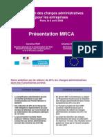 MRCA Fr Ue Plans d'Action