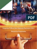 edital da eletrobras 2012