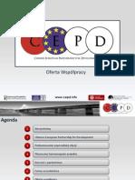 Oferta wspolpracy CEPD