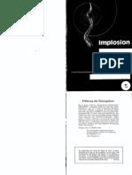Implosion - Heft 005 - (1962) Schauberger - Biotechnische Schriftenreihe