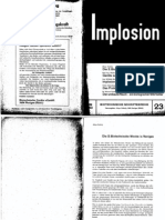 Implosion - Heft 023 - (1966) Schauberger - Biotechnische Schriftenreihe