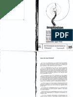 Implosion - Heft 035 - (1969) Schauberger - Biotechnische Schriftenreihe