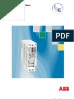 ABB; Component Drives, ACS50