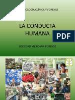 Diplomado Psicologia Forense. Mod. 2,LA CONDUCTA