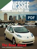 Tennessee Economic Development Guide 2011-12