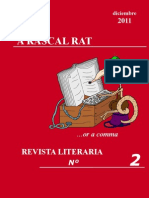 A Rascal Rat Nº 2 - diciembre 2011 - Edición para ereader