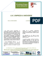 U.K. EMPIEZA A MOVERSE - THE U.K. STARTS MOVING (Spanish) - E.B. MUGITZEN HASI DA (Espainieraz)