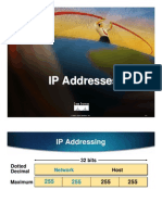 IP Addressing (Lecture # 1)