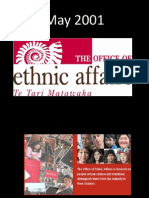 10 Years of Office of Ethnic Affairs Presentation