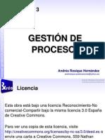 SOMM - U03 - Gestion de procesos