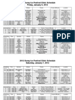 2012 Clinic Template V6.6