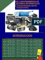 T2 Funcionamiento PC Componentes
