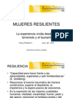 mujeres resilientes