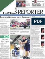 August 3, 2011 Washington Times-Reporter