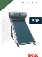 Manual Panel Solar Termosifon