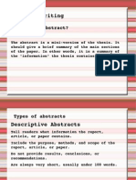 Ppt Abstract