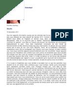 Message de La Fédération Galactique - Mike Quinsey - SaLuSa - 19 décembre 2011