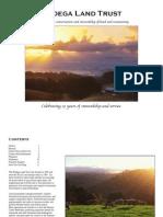 2007 Bodega Land Trust 15 Year Report