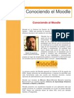 Manual Conociendo Moodle