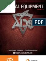 ADS Medical Equipment Catalog