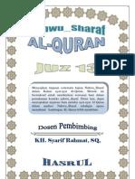 Nahwu Sharaf Al-Quran Surah Yusuf (JUZ 13) PDF