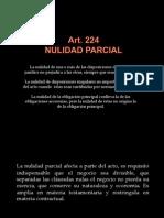 Articulo 224 Del Codigo Civil