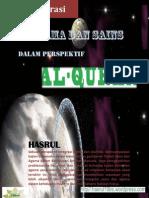 Integrasi Sains Dan Agama