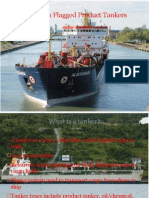Presentation Canadian Flagged Product Tankers