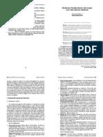 Metaficciòn. Revision histórica del concepto
