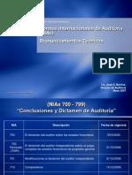 Presentaciones NIA 700 899 Def