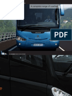 Irizar Coach Range