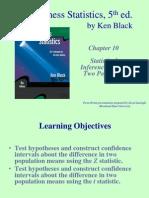 Ken Black QA ch10