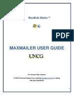 Workshop Max Bulk Mailer