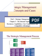 Strategic management Ch 03