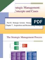 Strategic management Ch 07