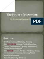 Power of eLearning