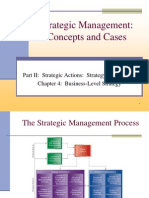 Strategic management Ch 4