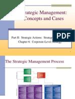 Strategic management Ch 6
