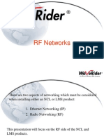 RF Networking