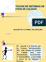 Curso Documentacion Iso 10013