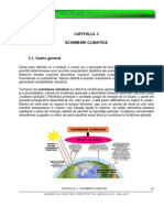 Cap 3 Schimbari Climatice