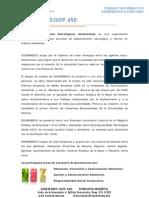 Dossier de Formación Ambiental