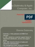 Donna Dubinsky & Apple Compuer, Inc